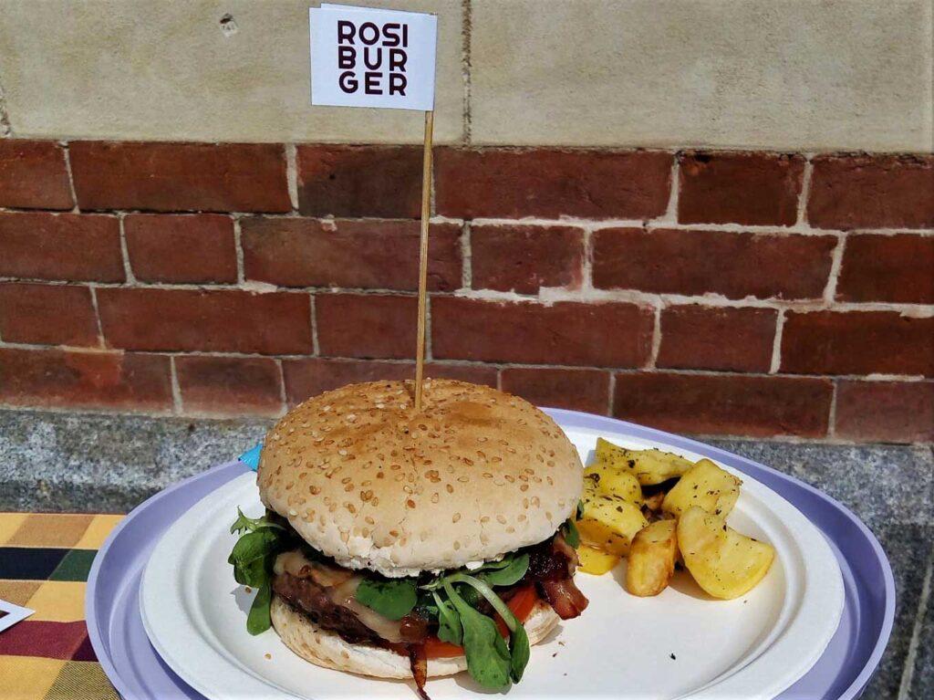 hamburger rosiburger